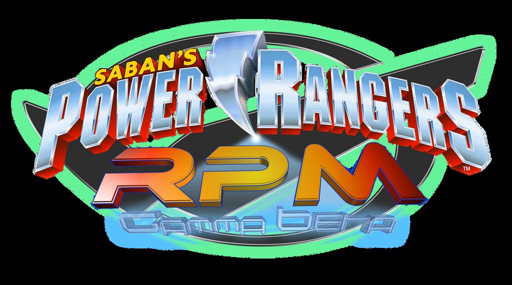 Power Rangers RPM Gamma Beta logo by Andruril93 on DeviantArt