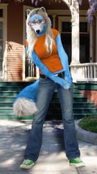 Emma the wolf