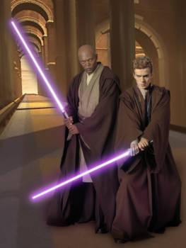 What if Mace Windu trained Anakin