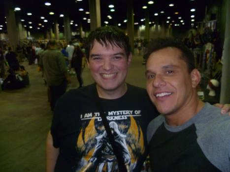 I met Steve Cardenas!!!