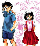 Oono to Maruko