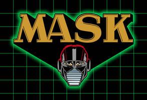 MASK - LOGO Test 4 by Kaudallator