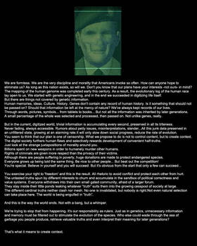 Life imitates art in a horrifying way