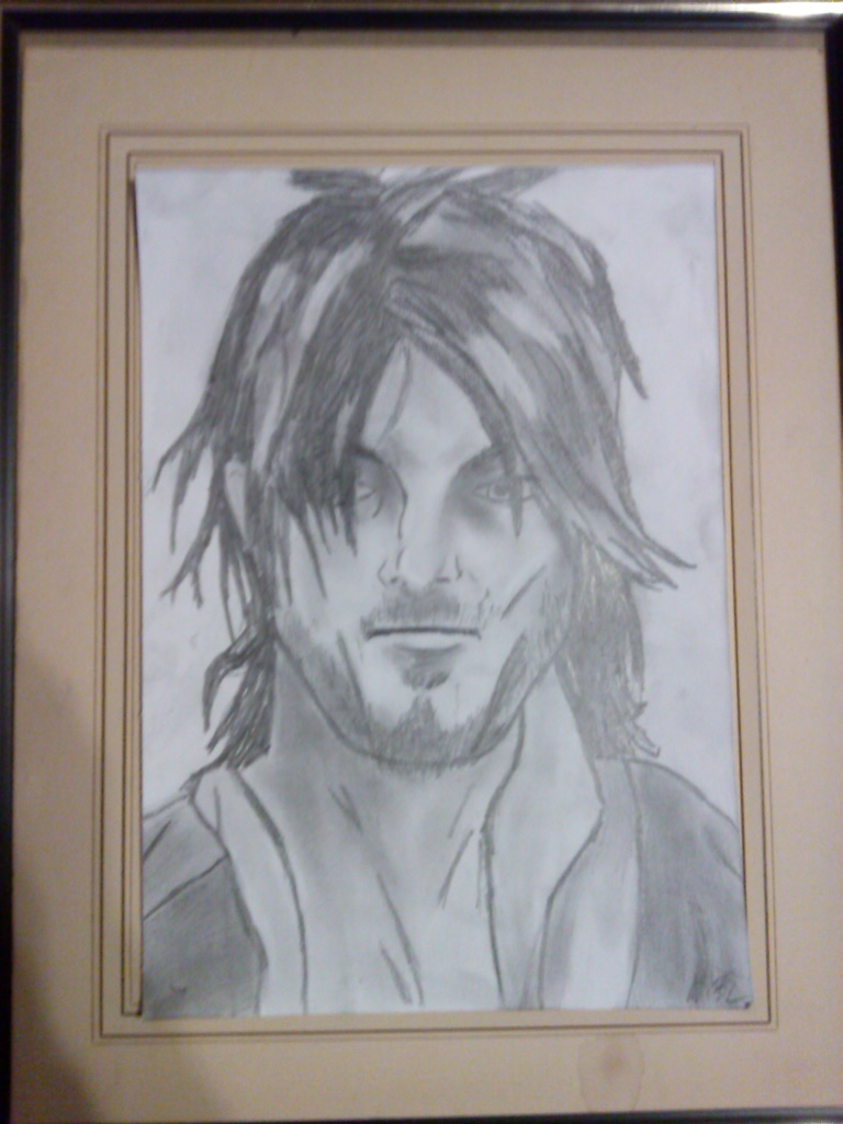 Daryl Dixon by ChildoftheBlankPage