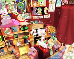 Grimer's room?