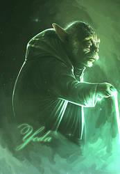Yoda by SquishFX