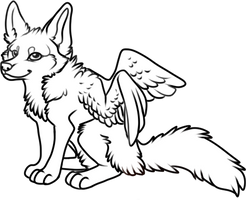 095 - Free Fox Base by Janscyther