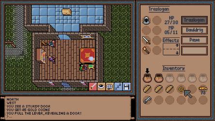 Ultima / 90s RPG Mockup by Traslogan