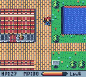 Gameboy Adventure Mockup Pt2 - 16 Colours