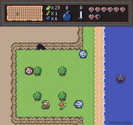 Zelda 1 Mockup - Anniversary Remake