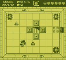 Legend of Zelda - Gameboy Homage