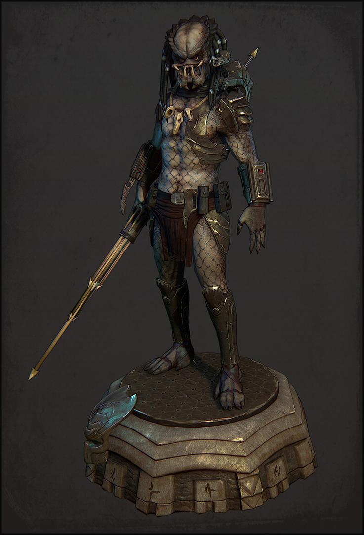 Predator by CronoZer0