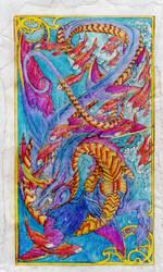 Art-Completion: SeaDragon by Entona