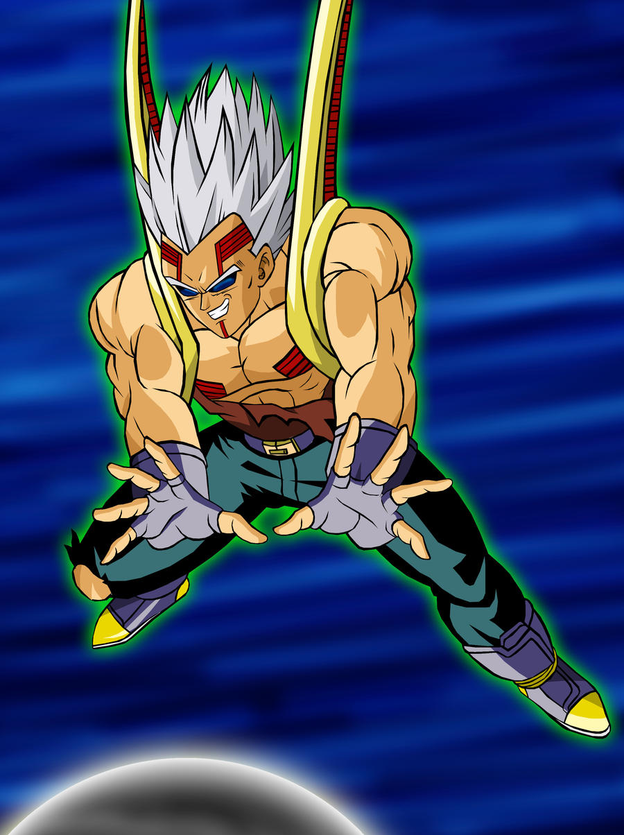 Dragonball GT - Baby Vegeta 2nd. Form Minecraft Skin