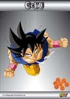 Goku GT Finished by kingvegito