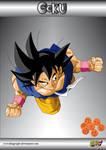 Goku GT Finished