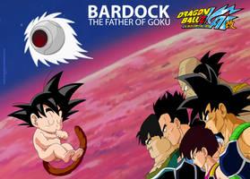 Bardock The Father of Goku by kingvegito