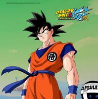 Goku Arrived Finished by kingvegito