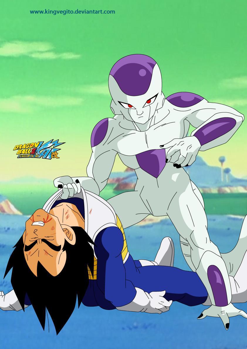 King Vegeta Super Saiyan 5 Dragon Ball Z Vegeta V...