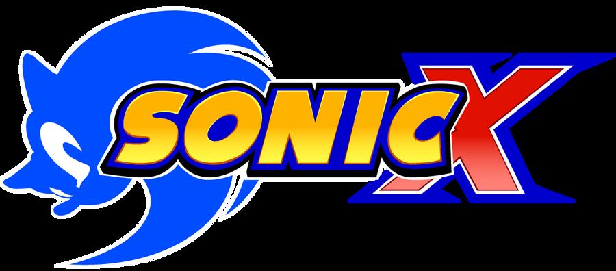 Sonic X Logo Vector By Kingvegito On Deviantart