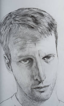 Tony hawk portrait