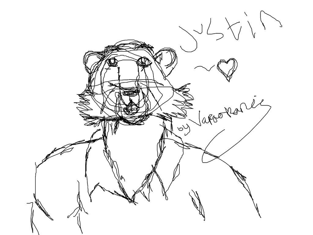 Justin of nimh sketch by Varjokani