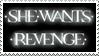 Stamp - She Wants Revenge by KattoTang