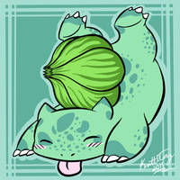 Bulba-Bonk by KattoTang