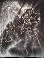Dragon knight by XXcomicXX
