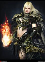 'Woman warrior'
