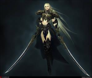 Woman warrior 3