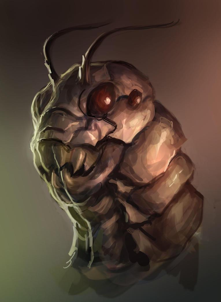Bughead by MarcJosephArt