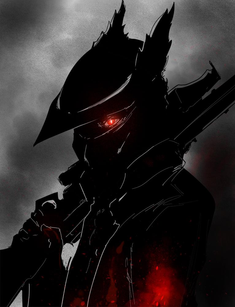 Bloodborne by harrison2142