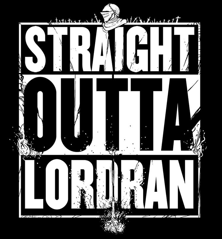 Straight Outta Lordran by harrison2142