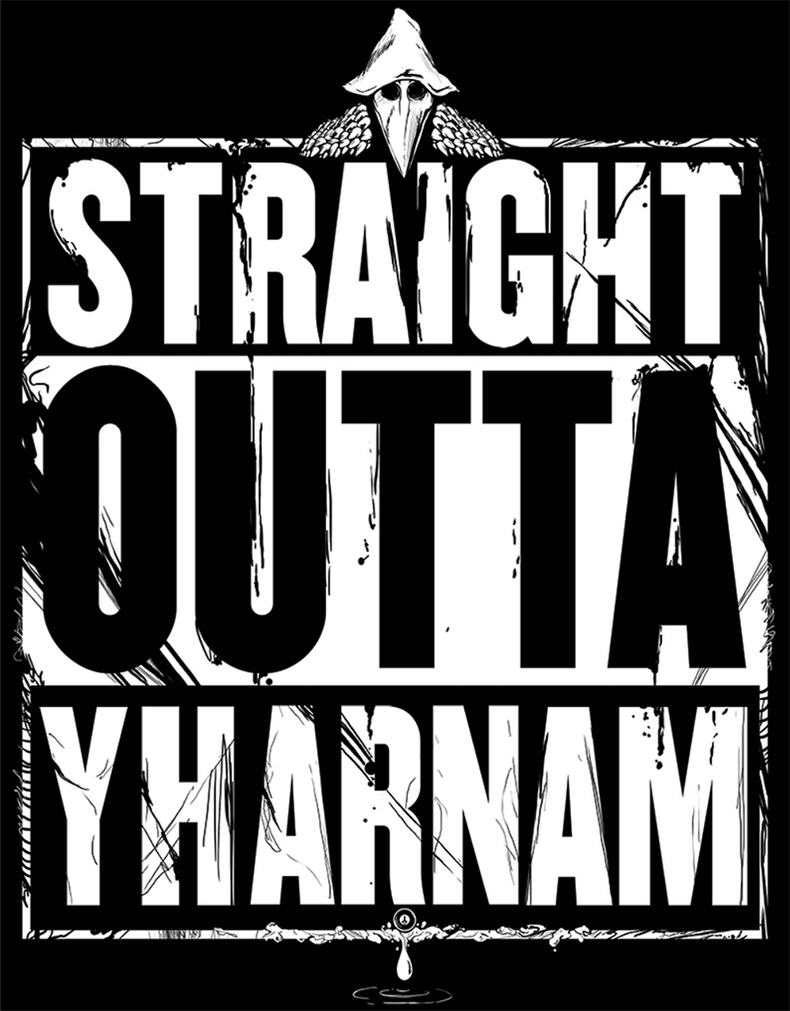 Straight Outta Yarnham by harrison2142