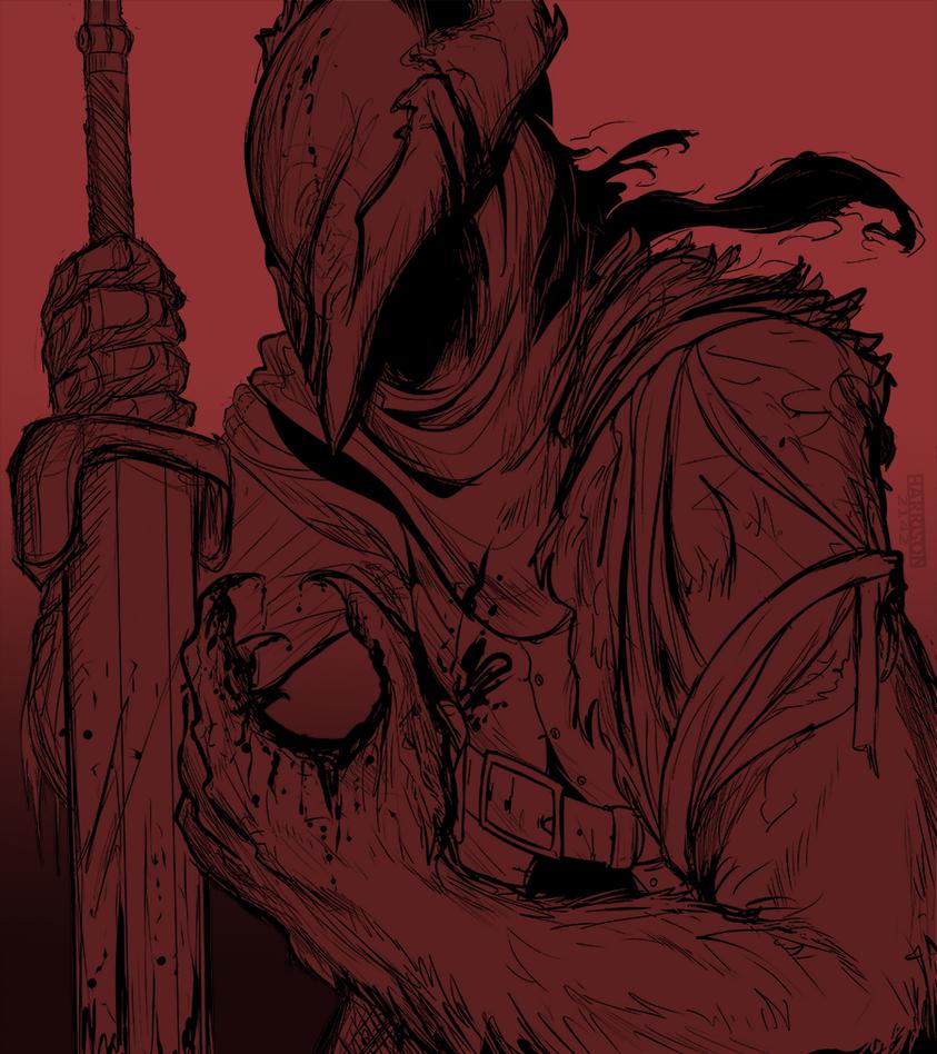 Bloodborne Artorias by harrison2142