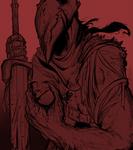 Bloodborne Artorias