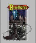 Bloodborne/Castlevania Crossover Cover