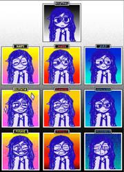 Fishy's 'emotion' chart (OMORI)