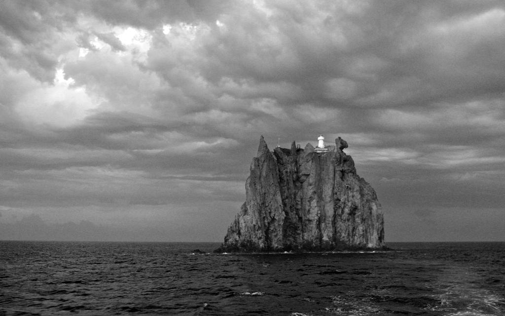 Paesaggi Culturali ? Panoramica del paesaggio, un esempio 1997 Stromboli