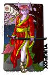 Yukifox 3 -Coloured-