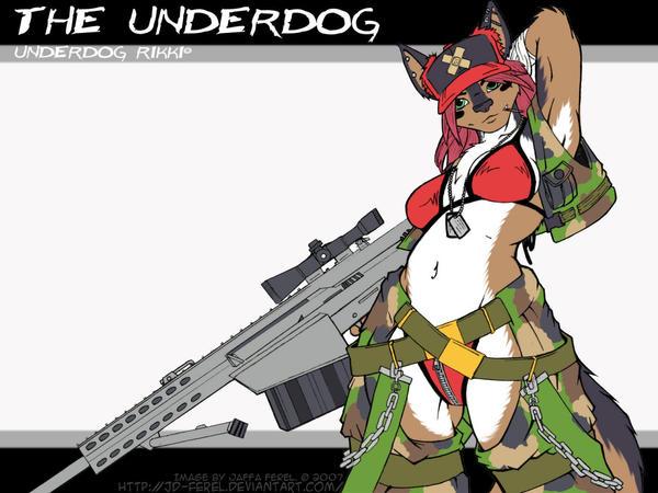 underdog deviantart