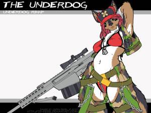The Underdog -Wallpaper-