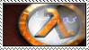 Half-Life Stamp by Mistress-Cara