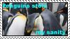 Penguins stole my sanity by Mistress-Cara