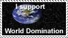 World Domination by Mistress-Cara
