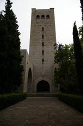 Prison Tower Stock 01