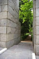 Garden Passage Stock 01