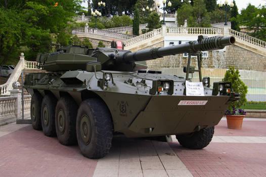 Tank Stock 01