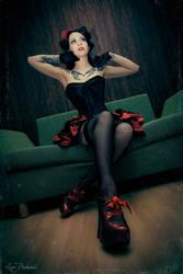 Burlesque by AshtrayheartRomina